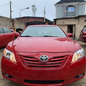 Toyota Camry 2007 Red   Cars for sale in Lagos State, Isolo