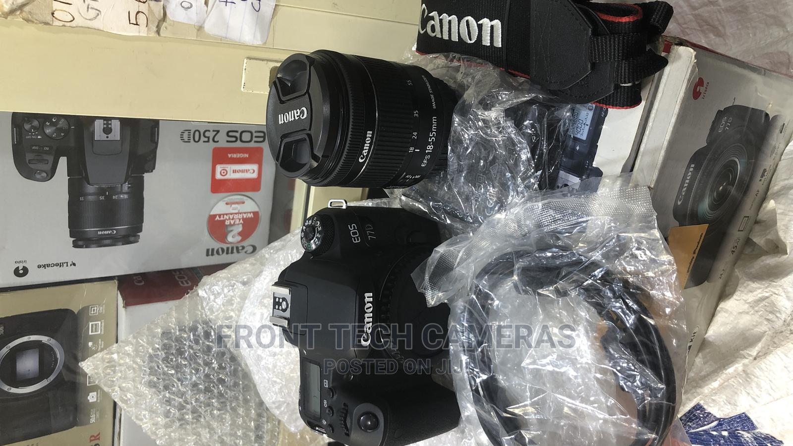 Canon EOS 77D New Wifi Video Camera 24mp