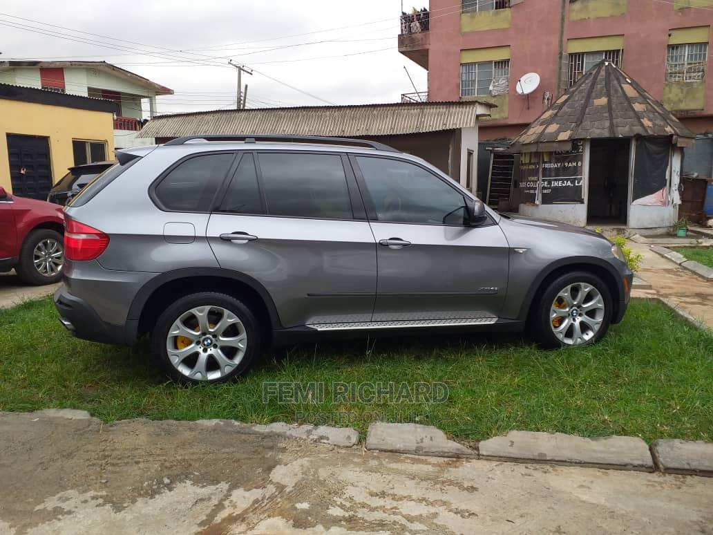 BMW X5 2010 Gray   Cars for sale in Ikeja, Lagos State, Nigeria