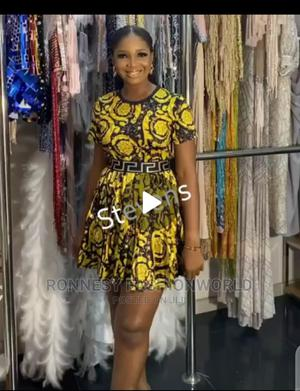 Elegant Classic Female Quality Short Skirt and Top   Clothing for sale in Lagos State, Ikeja