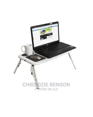 E-table Portable Laptop Stand   Computer Accessories  for sale in Lagos State, Lagos Island (Eko)