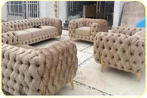 Modern Set of Chesterfield Sofa | Furniture for sale in Lagos State, Ikeja