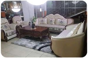 7 Seater Executive Sofa With Center Table | Furniture for sale in Lagos State, Ikeja