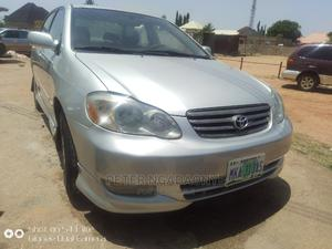 Toyota Corolla 2004 1.4 D Automatic Gray   Cars for sale in Kaduna State, Kaduna / Kaduna State
