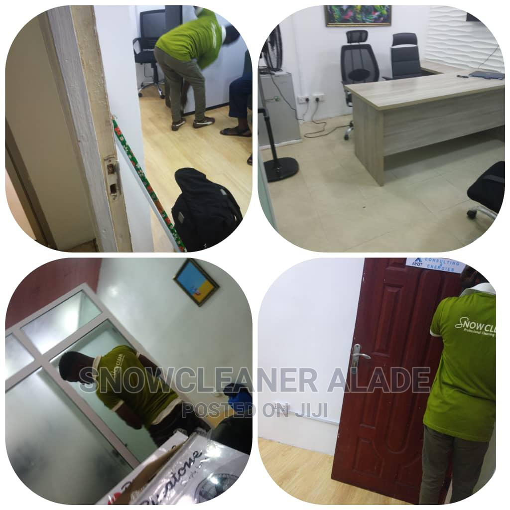 Snow Cleaner Professional Cleaning Services