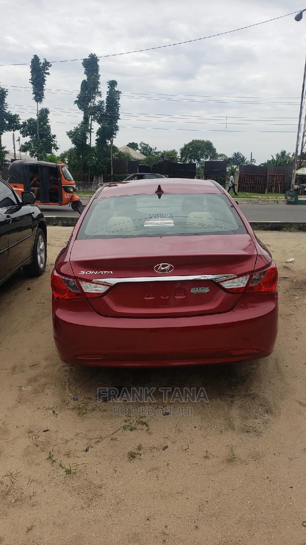 Hyundai Sonata 2012 Red   Cars for sale in Uyo, Akwa Ibom State, Nigeria