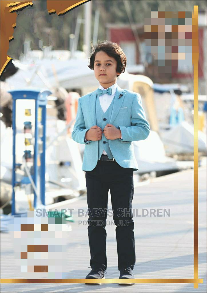 Chinos and Blazer for Boys