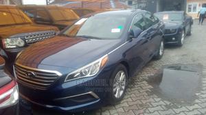 Hyundai Sonata 2017 Blue | Cars for sale in Lagos State, Ajah