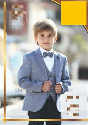 Blue Colour Blazer That Matches Any Colour of Chinos or | Children's Clothing for sale in Lagos State, Lagos Island (Eko)