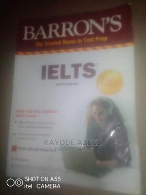 Barron's IELTS Preparatory Book   Books & Games for sale in Lagos State, Alimosho