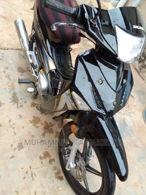 Jincheng JC 110-9 2019 Black | Motorcycles & Scooters for sale in Lagos State, Agege