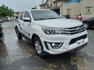 Toyota Hilux 2009 2.7 VVT-i 4X4 SRX White   Cars for sale in Lagos State, Ikeja