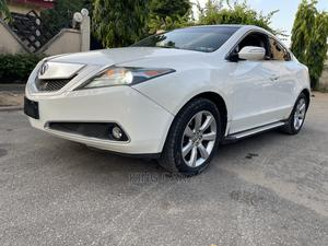 Acura ZDX 2011 Base AWD White | Cars for sale in Abuja (FCT) State, Central Business Dis