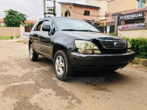 Lexus RX 2002 Black | Cars for sale in Lagos State, Ogba
