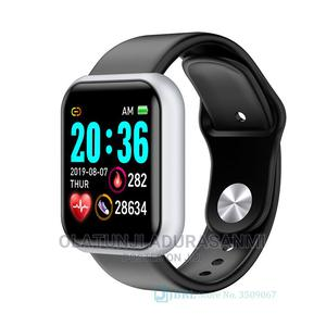 Y68 Smart Watch | Smart Watches & Trackers for sale in Lagos State, Shomolu