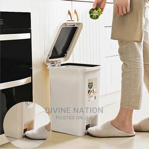 Pedal Waste Bin Can Plastic | Home Accessories for sale in Lagos State, Lagos Island (Eko)