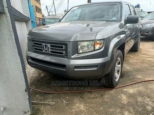 Honda Ridgeline 2008 RTX Gray | Cars for sale in Abia State, Aba South