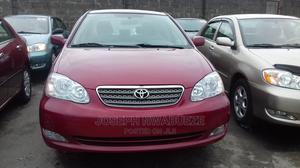Toyota Corolla 2007 LE Red   Cars for sale in Lagos State, Amuwo-Odofin