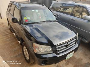 Toyota Highlander 2003 Black   Cars for sale in Lagos State, Ojodu