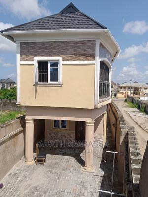 Self Compound 3bedroom Duplex for Rent | Houses & Apartments For Rent for sale in Ibeju, Awoyaya