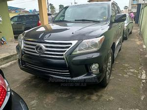 Lexus LX 2013 570 Base Black | Cars for sale in Abia State, Aba South