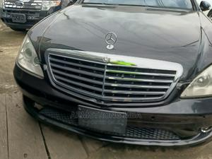 Mercedes-Benz S Class 2008 S 600 L (V221) Black | Cars for sale in Abia State, Aba South