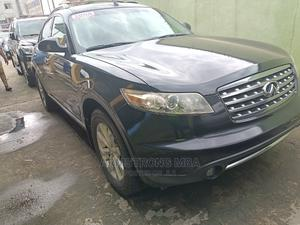 Infiniti FX35 2008 Base 4x4 (3.5L 6cyl 5A) Black | Cars for sale in Abia State, Aba South