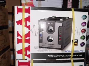 Akai Stabilizer 5000W   Electrical Equipment for sale in Lagos State, Ojo