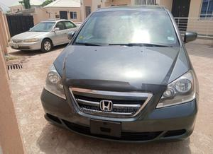 Honda Odyssey 2005 Gray | Cars for sale in Abuja (FCT) State, Kubwa