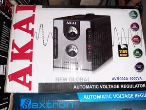 Akai Stabilizer 1000 W   Electrical Equipment for sale in Lagos State, Ojo