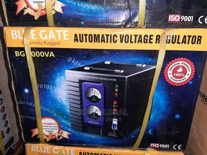 Blue Gate Stabilizer 5000 Watts   Electrical Equipment for sale in Lagos State, Ojo