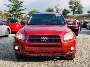 Toyota RAV4 2010 Red | Cars for sale in Abuja (FCT) State, Mabushi