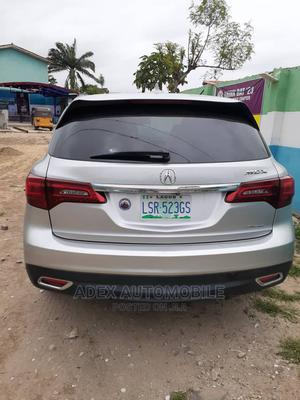 Acura MDX 2014 Silver | Cars for sale in Lagos State, Magodo