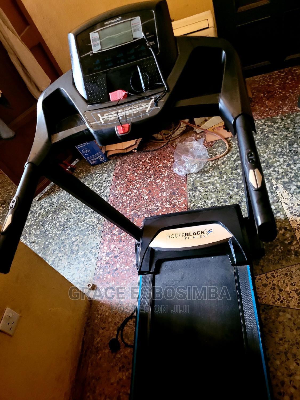 Roger Black Threadmill | Sports Equipment for sale in Shomolu, Lagos State, Nigeria