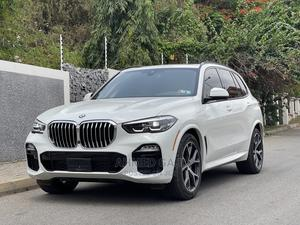 New BMW X5 2019 xDrive40i AWD White | Cars for sale in Abuja (FCT) State, Asokoro
