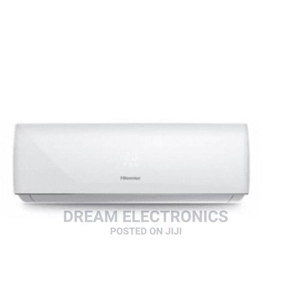 Hisense 1.5hp Split Copper Inverter Air Conditioner