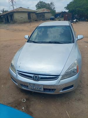 Honda Accord 2003 Silver   Cars for sale in Niger State, Suleja