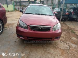 Toyota Corolla 2006 LE Red   Cars for sale in Lagos State, Alimosho