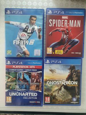 Spider Man, FIFA 19, Ghost Recon | Video Games for sale in Delta State, Oshimili South