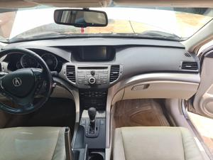 Acura TSX 2009 Silver   Cars for sale in Lagos State, Ogba