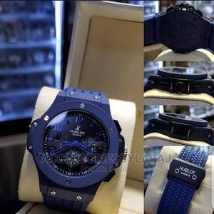 Hublot Silicon Woven Wristwatch | Watches for sale in Abuja (FCT) State, Guzape District