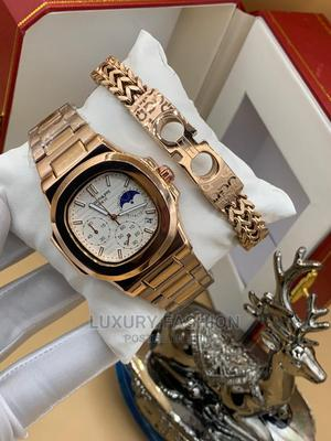 PATEK PHILIPPE Wristwatch for Unisex   Watches for sale in Lagos State, Amuwo-Odofin