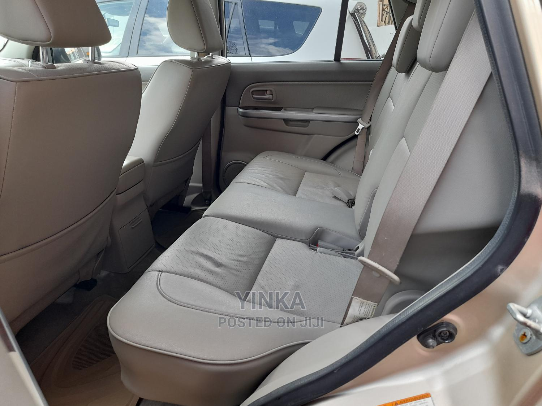 Archive: Suzuki Grand Vitara 2008 2.7 Luxury 4WD Gold