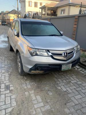 Acura MDX 2008 SUV 4dr AWD (3.7 6cyl 5A) Silver | Cars for sale in Lagos State, Ajah