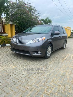 Toyota Sienna 2012 XLE 8 Passenger Gray | Cars for sale in Lagos State, Lekki