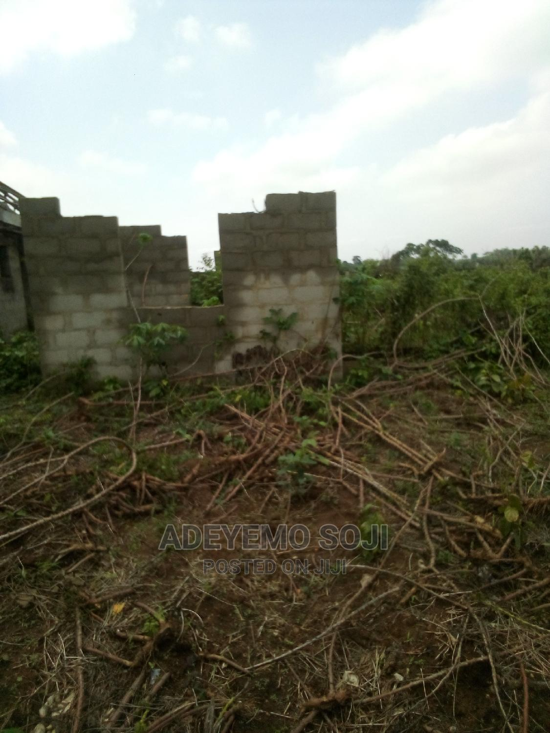 Uncompleted Building in Gberigbe for Sale | Houses & Apartments For Sale for sale in Ikorodu, Lagos State, Nigeria