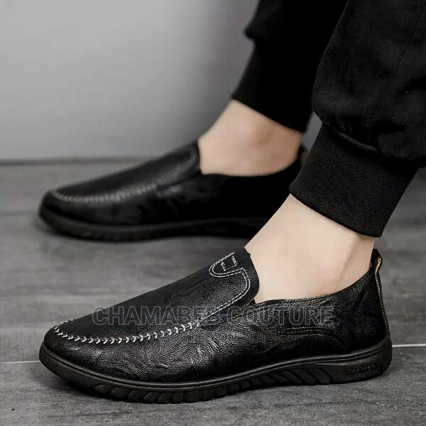Male Summer Classic Casual Breathable Loafers Shoes