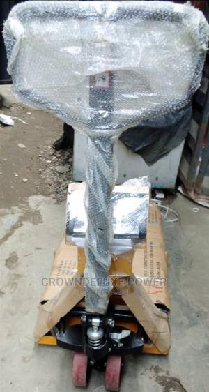 Original 3ton Pallet Truck Digital Scale | Store Equipment for sale in Lagos State, Ikeja