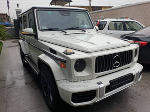 Mercedes-Benz G-Class 2020 White | Cars for sale in Lagos State, Ikeja