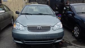 Toyota Corolla 2003 Sedan Gray | Cars for sale in Lagos State, Amuwo-Odofin